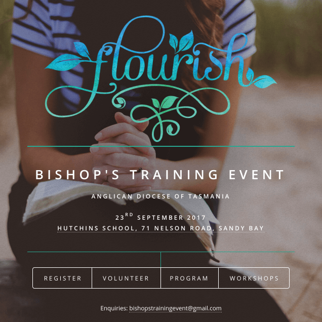 Website for the 2017 Bishop's Training Event